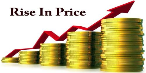 Rise In Price