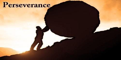 Perseverance essay