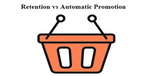 Retention vs Automatic Promotion – an Open Speech