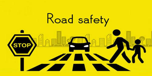 Talk on Road Safety – an Open Speech