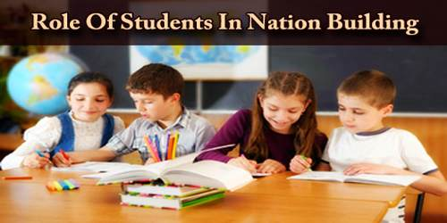 Role Of Students In Nation Building