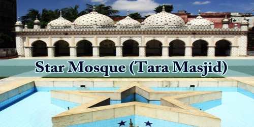 Star Mosque (Tara Masjid)