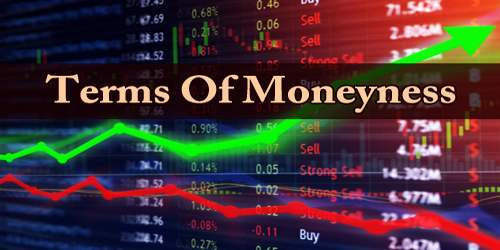 Terms Of Moneyness