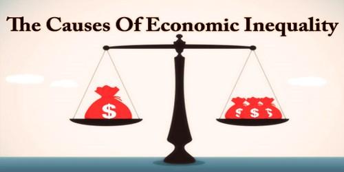 The Causes Of Economic Inequality