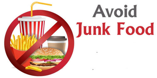 Why we should Avoid Junk Food?