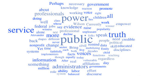 Pros and Cons of employment in Civil service or government sector – an Open Speech