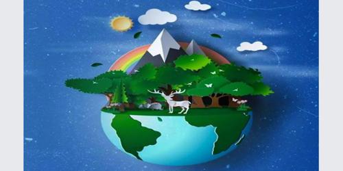 The environment through my eyes – an Open Speech