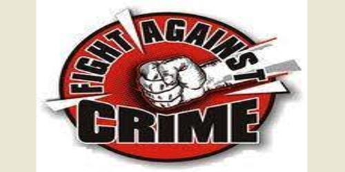 Fight against Crime – an open Speech