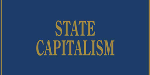 State Capitalism in Economics