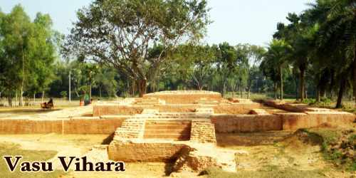A Visit To A Historical Place/Building (Vasu Vihara)