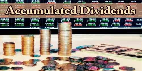 Accumulated Dividends