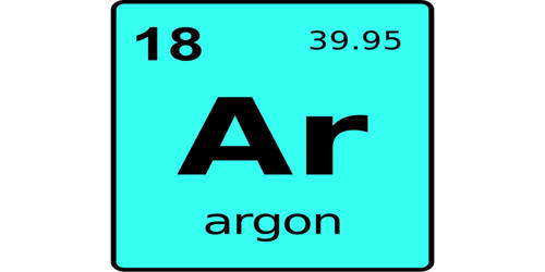 Argon – a Chemical Element