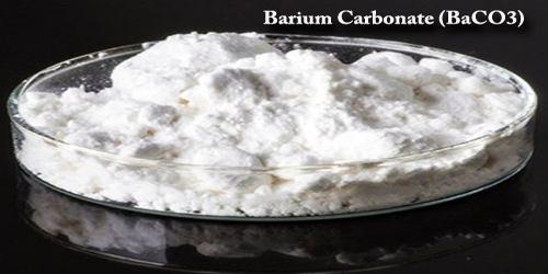 Barium Carbonate (BaCO3)