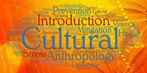 Cultural Anthropology in Social Science