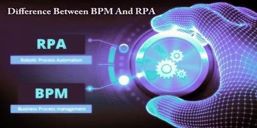 Difference Between BPM And RPA