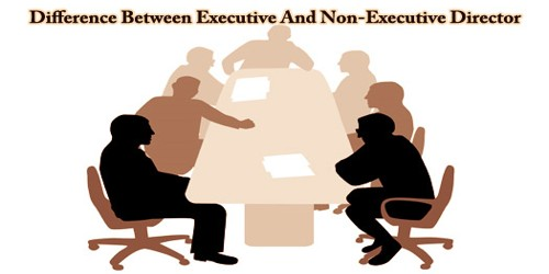 Difference Between Executive And Non-Executive Director