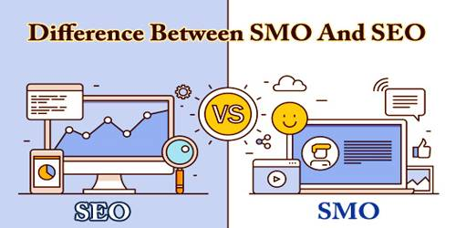 Difference Between SMO And SEO