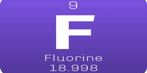 Fluorine – a Chemical Element