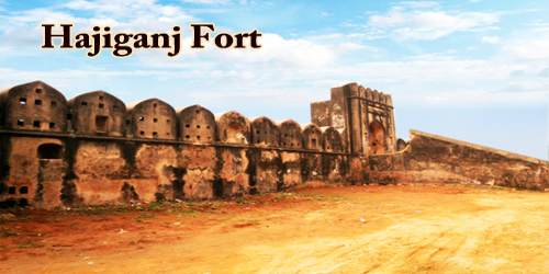 A Visit To A Historical Place/Building (Hajiganj Fort)