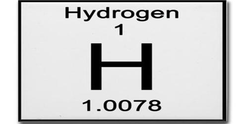 Hydrogen – a chemical Element
