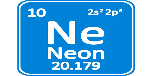 Neon – a Chemical Element