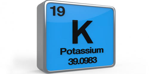 Potassium – a Chemical Element