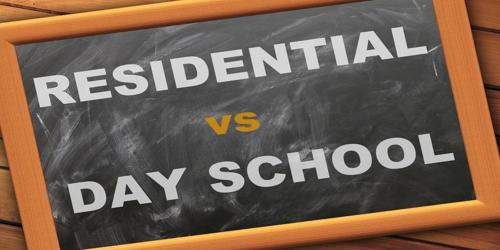 Residential Schools vs Day Schools – an Open Speech