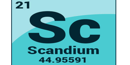 Scandium – a Chemical Element