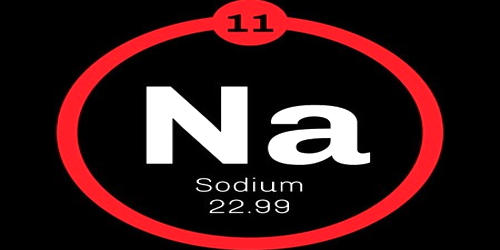 Sodium – a Chemical Element