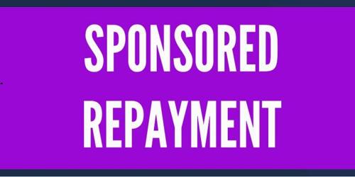 Sponsored Repayment