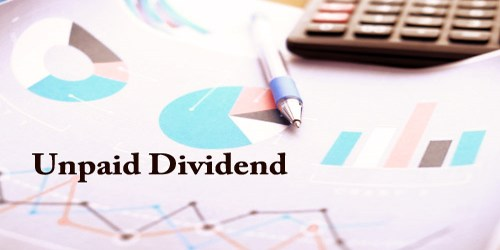 Unpaid Dividend