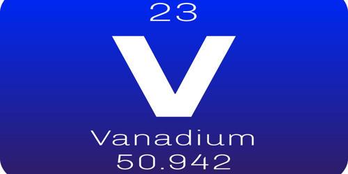 Vanadium – a Chemical Element