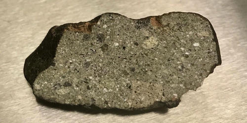 Maskelynite: Geographical Mineral
