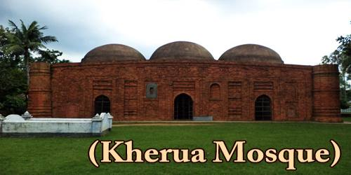 A Visit To A Historical Place/Building (Kherua Mosque)