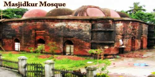 A Visit To A Historical Place/Building (Masjidkur Mosque)