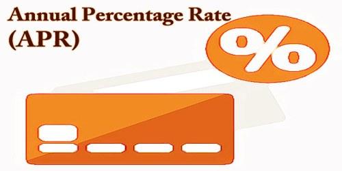Annual Percentage Rate (APR)