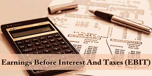 Earnings Before Interest And Taxes (EBIT)