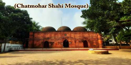 A Visit To A Historical Place/Building (Chatmohar Shahi Mosque)