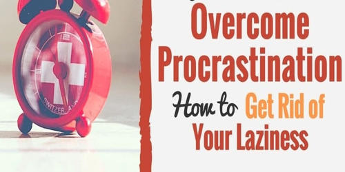 How to Stop Procrastinating – an Open Speech