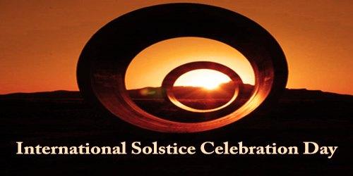 International Solstice Celebration Day