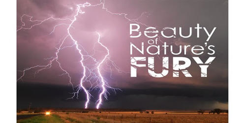 Nature's beauty and fury – a Speech on Climatic Change