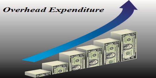 Overhead Expenditure