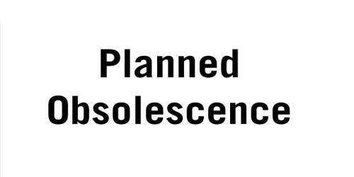 Planned Obsolescence in Marketing
