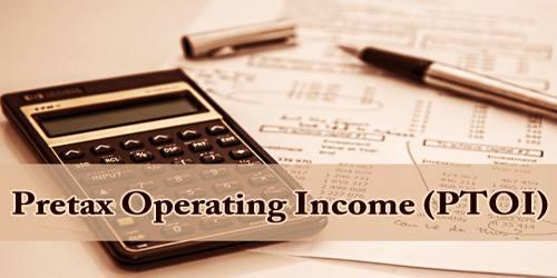 Pretax Operating Income (PTOI)