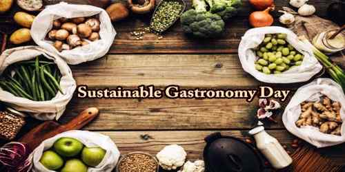 Sustainable Gastronomy Day - Assignment Point