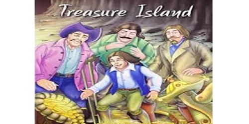 Treasure Island – My Favorite Book
