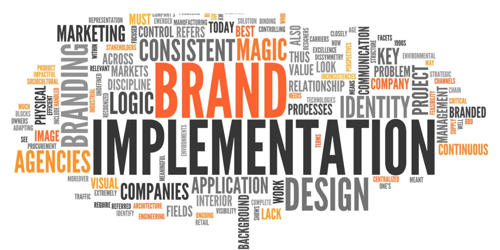 Brand Implementation in Marketing