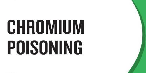 Chromium Toxicity