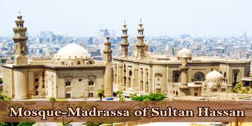 A Visit To A Historical Place/Building (Mosque-Madrassa of Sultan Hassan)
