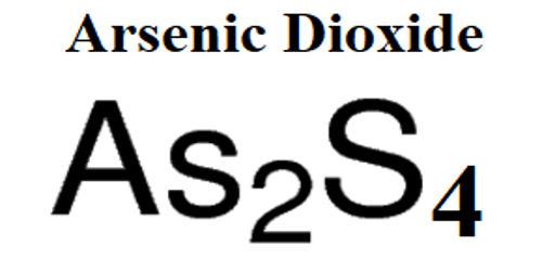Arsenic Dioxide
